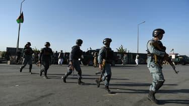 Au moins 27 personnes ont été tuées et 35 blessées dans un attentat-suicide à Kaboul, ce lundi. (Photo d'illustration)