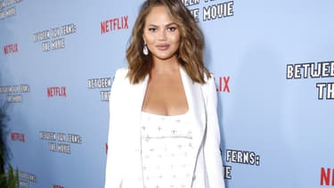 Chrissy Teigen à Los Angeles en septembre 2019