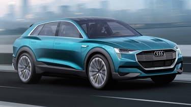 Pour l'assemblage de son SUV électrique, la Q6, la filiale du groupe Volkswagen a choisi le site Audi Forest de Bruxelles qui sera aussi chargé de la fabrication des moteurs électriques.