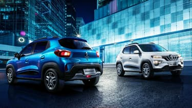 Le K-Ze pourrait s'imposer comme un des best-sellers de Renault.