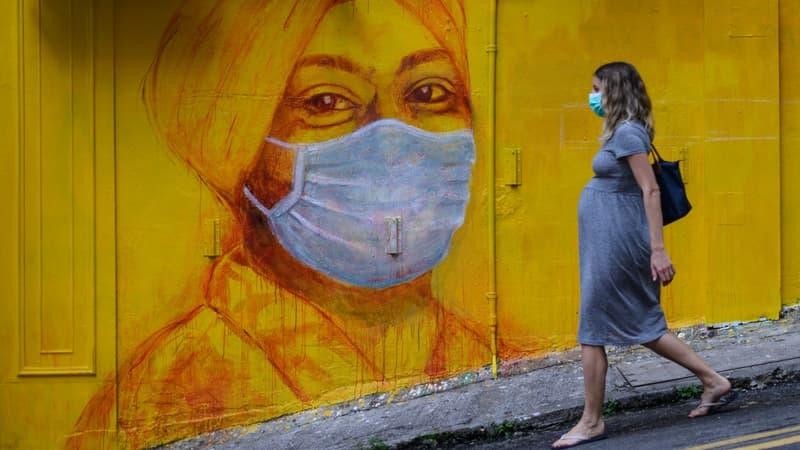 Covid-19: les femmes enceintes désormais prioritaires pour le vaccin dès 4 mois de grossesse