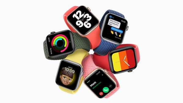 L'Apple Watch SE d'Apple