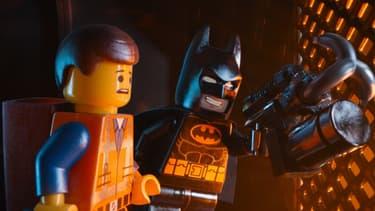 """Le film d'animation """"La grande aventure Lego"""" se place en tête du box-office américain."""