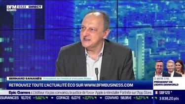 Bernard Sananès (Elabe) : Le regain d'image pour les entreprises - 29/09