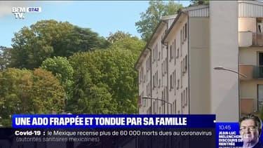 Besançon: une ado frappée et tondue par sa famille parce qu'elle fréquentait un chrétien