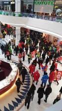 Nantes: le centre commercial envahi par des manifestants - Témoins BFMTV