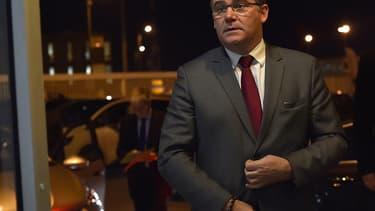 Christophe Sirugue, secrétaire d'État à l'Industrie.