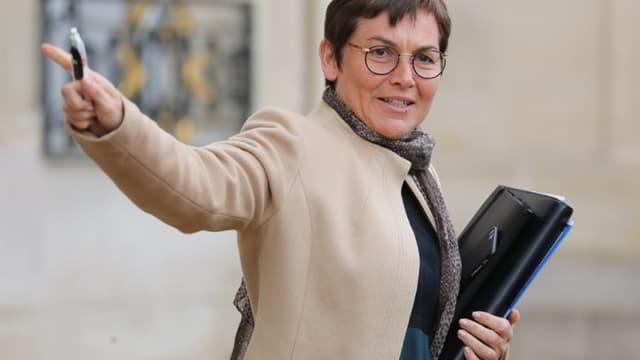 Annick Girardin, ministre des Outre-mer -