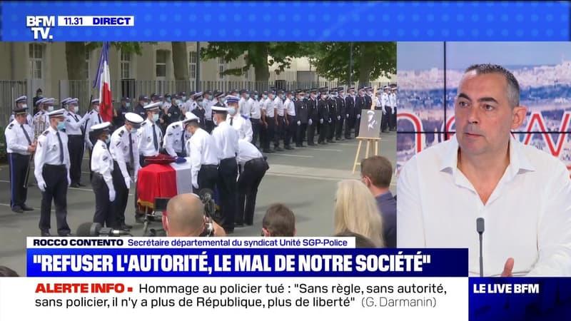 """""""Refuser l'autorité, le mal de notre société"""" - 12/08"""