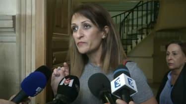 Nathalie Haddadi, la mère d'un jihadiste franco-algérien présumé mort en Syrie condamnée à Paris à deux ans de prison ferme, ce jeudi sur BFMTV.