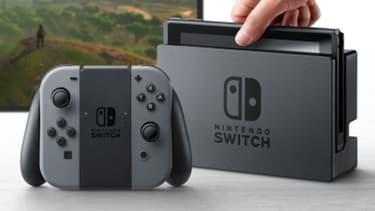 La Switch présente un concept de jeu hybride