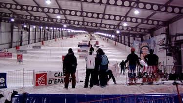 Le Snow Hall d'Amnéville