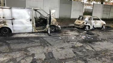 Des incidents ont éclaté devant plusieurs lycées d'Ile-de-France