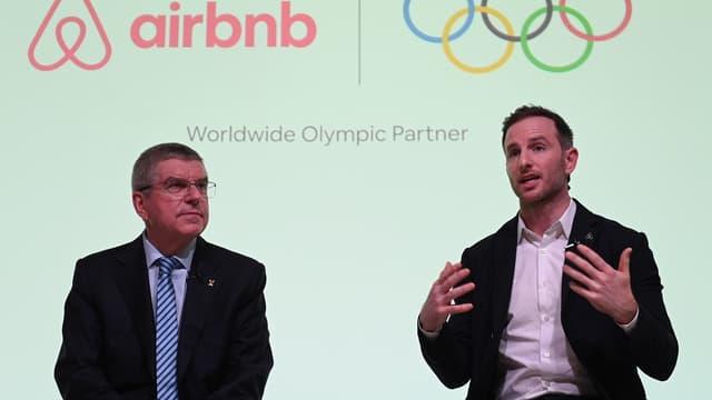 Les hôteliers français protestent contre le partenariat noué par le Comité international olympique (CIO) avec la plateforme Airbnb