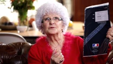 La comédienne de 81 ans est devenue célèbre grâce au Petit Journal et à Virgin Radio.