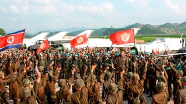 La Corée du Nord communiste est vingt fois plus pauvre que le Sud capitaliste.