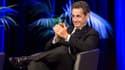 Nicolas Sarkozy, jeudi, lors d'un meeting à Tourcoing.