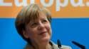 Angela Merkel a salué les efforts de compétitivité de la France.