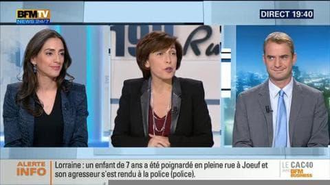 Anna Cabanaface à David Revault d'Allonnes: Manuel Valls est-il inquiet de la montée des tensions sociales ?
