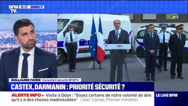 Castex, Darmanin : priorité sécurité ? (2) - 10/07