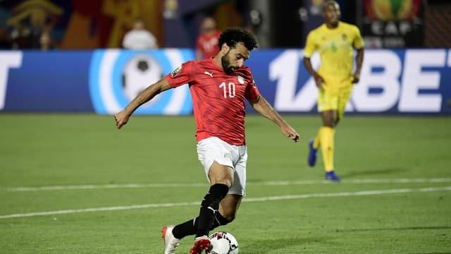 A l'image de Mohamed Salah, l'Egypte a fait le boulot sans être brillant face au Zimbabwe.
