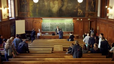 Plusieurs présidents d'universités ont appelé leurs élèves à voter contre le Front national au second tour de l'élection présidentielle. (Photo d'illustration)
