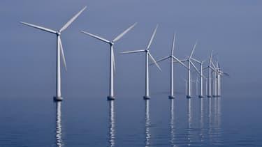 A travers Anemos, les chantiers navals STX France se lancent sur le créneau des énergies marines renouvelables. (image d'illustration)