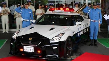 Avec le V6 biturbo de la GT-R, les chauffards japonais n'ont qu'à bien se tenir.