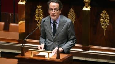 Gilles Le Gendre à l'Assemblée nationale le 28 avril 2020