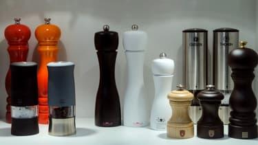 La famille Peugeot a déjà racheté les moulins à poivre et sel à son nom.