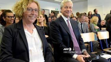 Les banques étrangères, qui ont prévu de rapatrier des postes de Londres vers Paris n'ont pas changé d'avis malgré la crise des gilets jaunes.