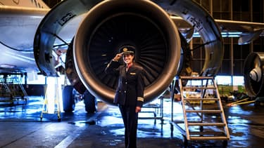 Seulement 3% des pilotes professionnels dans le monde sont des femmes. Parmi elles Ana Sousa, pilote depuis 11 ans chez  TAP Air Portugal.