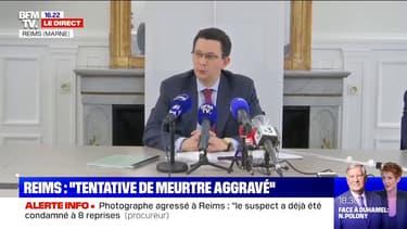 """Photographe agressé à Reims: une information judiciaire ouverte contre le suspect pour """"tentative de meurtre aggravée"""""""