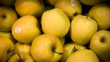 Un embargo de plus de 10 ans interdisait les importations de pommes et de poires sur le sol américain