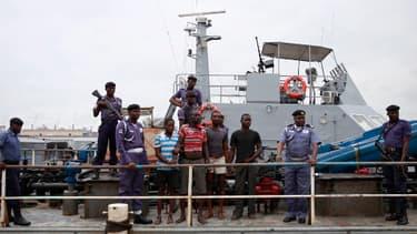 Les actes de piraterie se concentrent désormais au large du Nigéria.