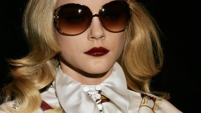 La seule marque Gucci représente 90% des royalties touchées par Kering sur les lunettes.