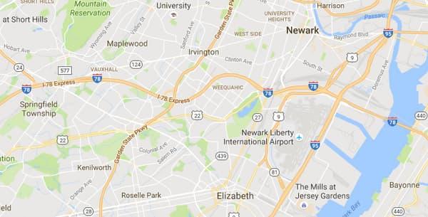 Le suspect a été interpellé à Linden, dans le New Jersey, tout près de sa ville de résidence, Elizabeth.