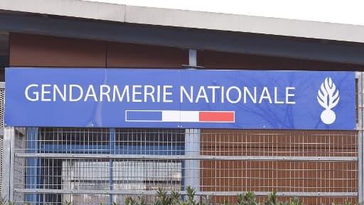 Une gendarmerie - Photo d'illustration