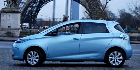 La taille d'une Renault Clio mais quelle audace pour le design!