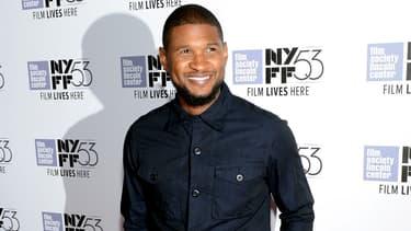 Usher, le 27 septembre 2015