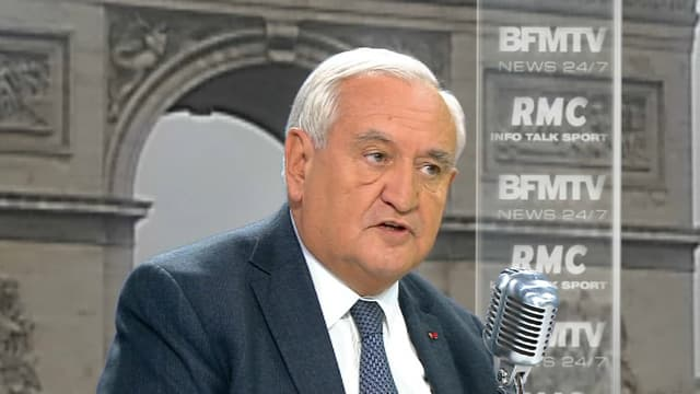Jean-Pierre Raffarin sur BFMTV et RMC (Photo d'illustration)