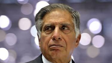 Ratan Tata a démissionné ce vendredi 28 décembre