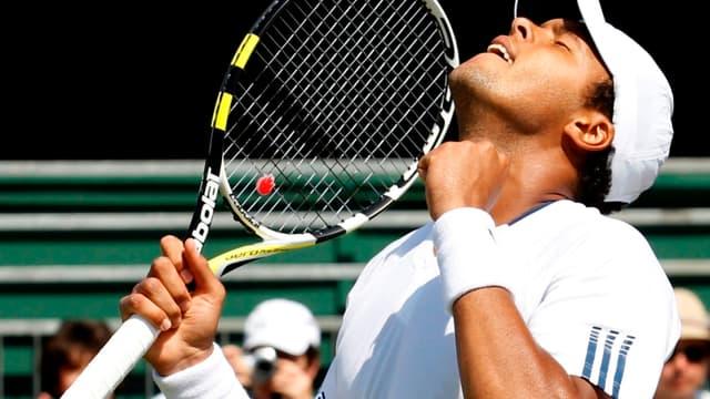 Jo-Wilfried Tsonga va disputer la finale du Queen's ce lundi.