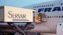 Air France représente plus de la moitié de l'activité de Servair.