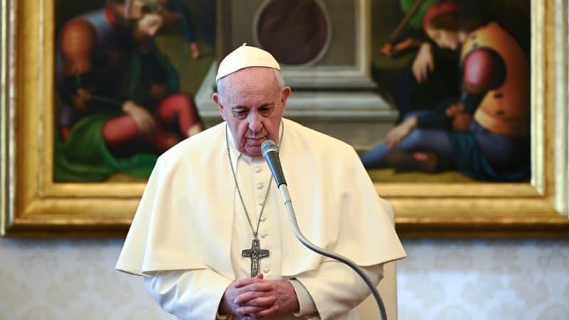 Le pape fait l'éloge du prince Philip, mort à l'âge de 99 ans