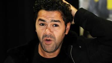 L'humoriste Jamel Debbouze en 2013.