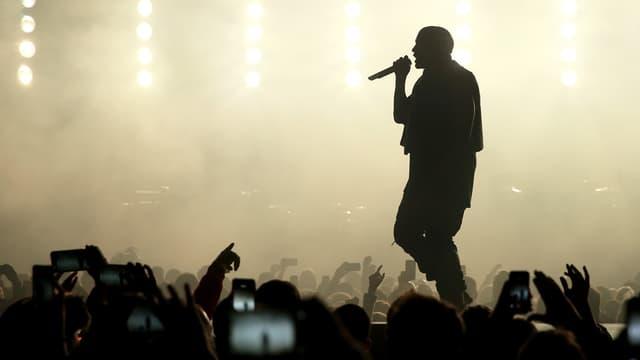Kanye West fait partie des vedettes de cette nouvelle édition du festival Glastonbury.