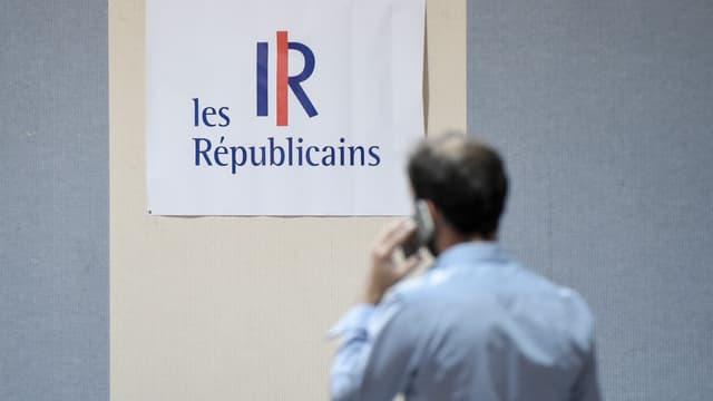 Logo Les Républicains (illustration)