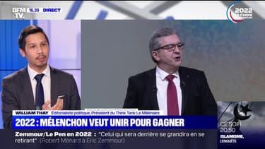 Présidentielle: quelle est la stratégie de Jean-Luc Mélenchon?