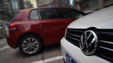 Le groupe allemand Volkswagen a dévoilé en Chine un nouveau modèle de SUV issu d'une co-entreprise locale. (image d'illustration)